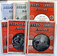 Deeds That Thrill the Empire by Various