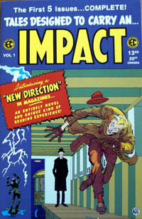 Impact Annual 1 (issues 1 - 5)