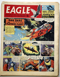 Eagle Volume 12 issues 1 – 52 (1961) (complete) VF