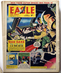 Eagle Volume 15 issues 1 – 52 (1964) (complete) VF