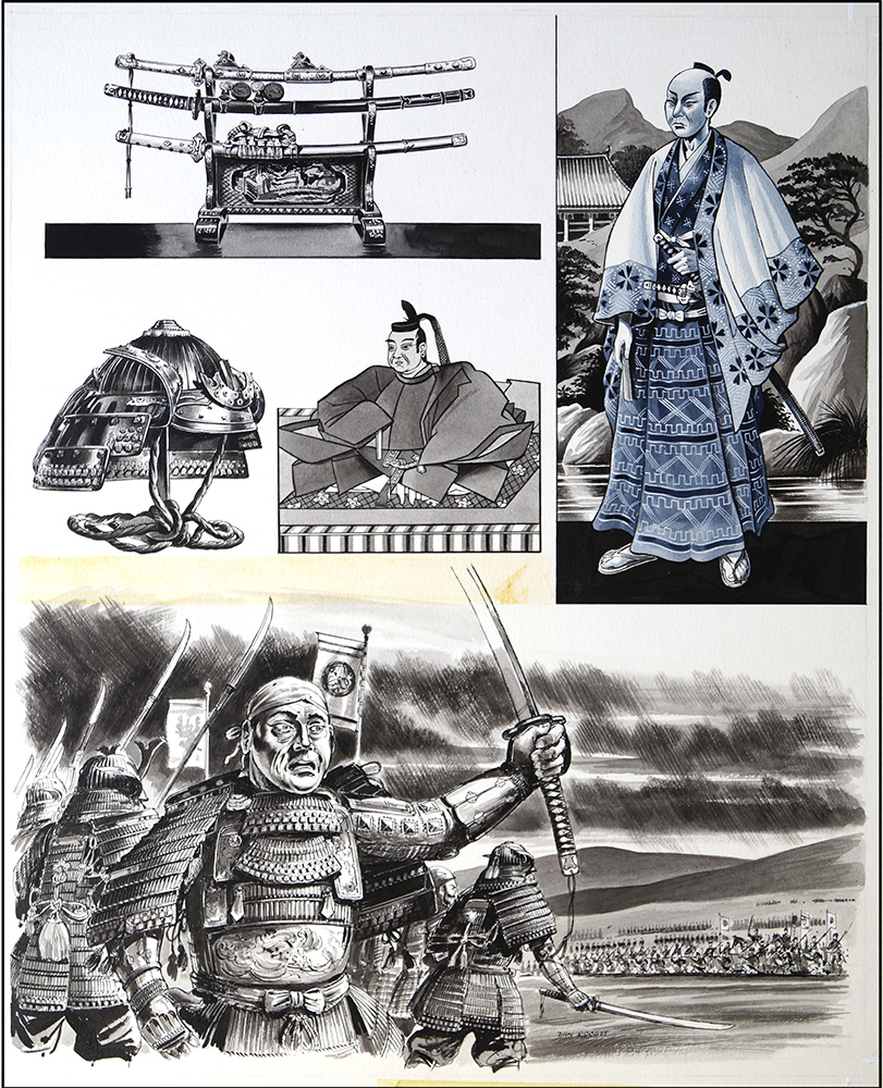 legacy of the samurai the characteristics philosophy Philosophy - the life of the samurai wasn't just one of physical combat the samurai have left us an incredible legacy, both good and bad it is a unique philosophy that impacts many of us today from movies such as star wars to basic business principles, and of course the samurai have entrusted to.