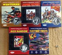 Fleetway Picture Library Classics FIVE VOLUME SET 2