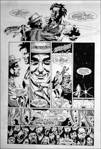 Doctor Who - Ground Zero - Oldest Trick art by Martin Geraghty
