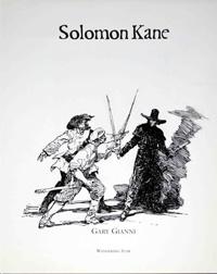 The Solomon Kane Portfolio art by Gary Gianni