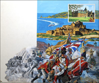 In Defence of Jersey art by Harry Green