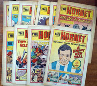 Collection of 12 Hornet Comics (1969)