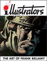 The Art of Frank Bellamy (illustrators Special Edition)