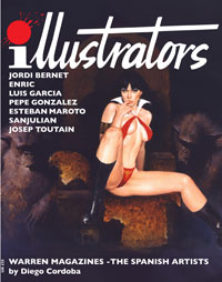 Warren Magazines: The Spanish Artists (illustrators Special)