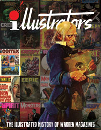 Warren magazines - the US Artists (illustrators Special)