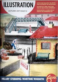 Illustration (UK magazine)  back issues