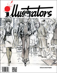 illustrators issue 18