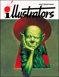 illustrators Annual Subscription