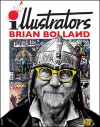 The Art of Brian Bolland (illustrators Special Edition)