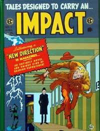The Complete EC Library: Impact (single volume) by Various