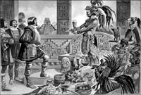 Conquistador art by Peter Jackson
