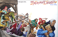 The Peasants Revolt art by Peter Jackson