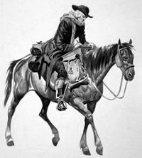 John Wesley art by Peter Jackson