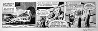 Jeff Hawke daily strip 4010 by Sydney Jordan