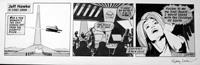 Jeff Hawke daily strip 4921 by Sydney Jordan