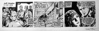 Jeff Hawke daily strip 4968 by Sydney Jordan
