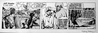 Jeff Hawke daily strip 4994 by Sydney Jordan