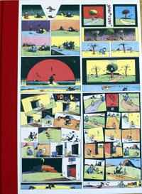 Krazy & Ignatz: The Complete Sunday Strips 1935-1944 by George Herriman