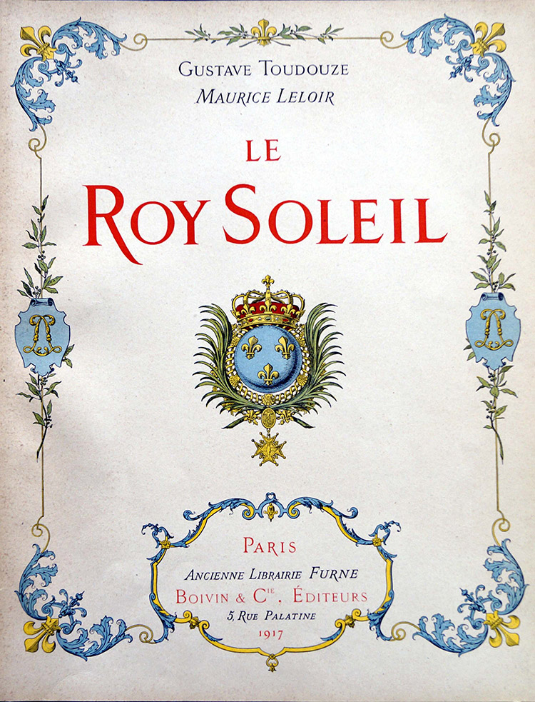 Title page (click for bigger picture)