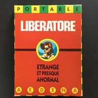 Portable Liberatore: Etrange et Presque Anormal (Strange and Almost Abnormal) (Portfolio) art by Gaetano (Tanino) Liberatore