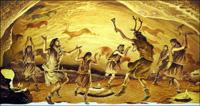 Lord of the Dance art by Bernard Long