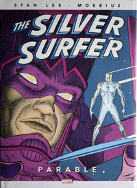 The Silver Surfer: Parable 30th Anniversary Edition