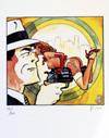 Dick Tracy art by Milo Manara