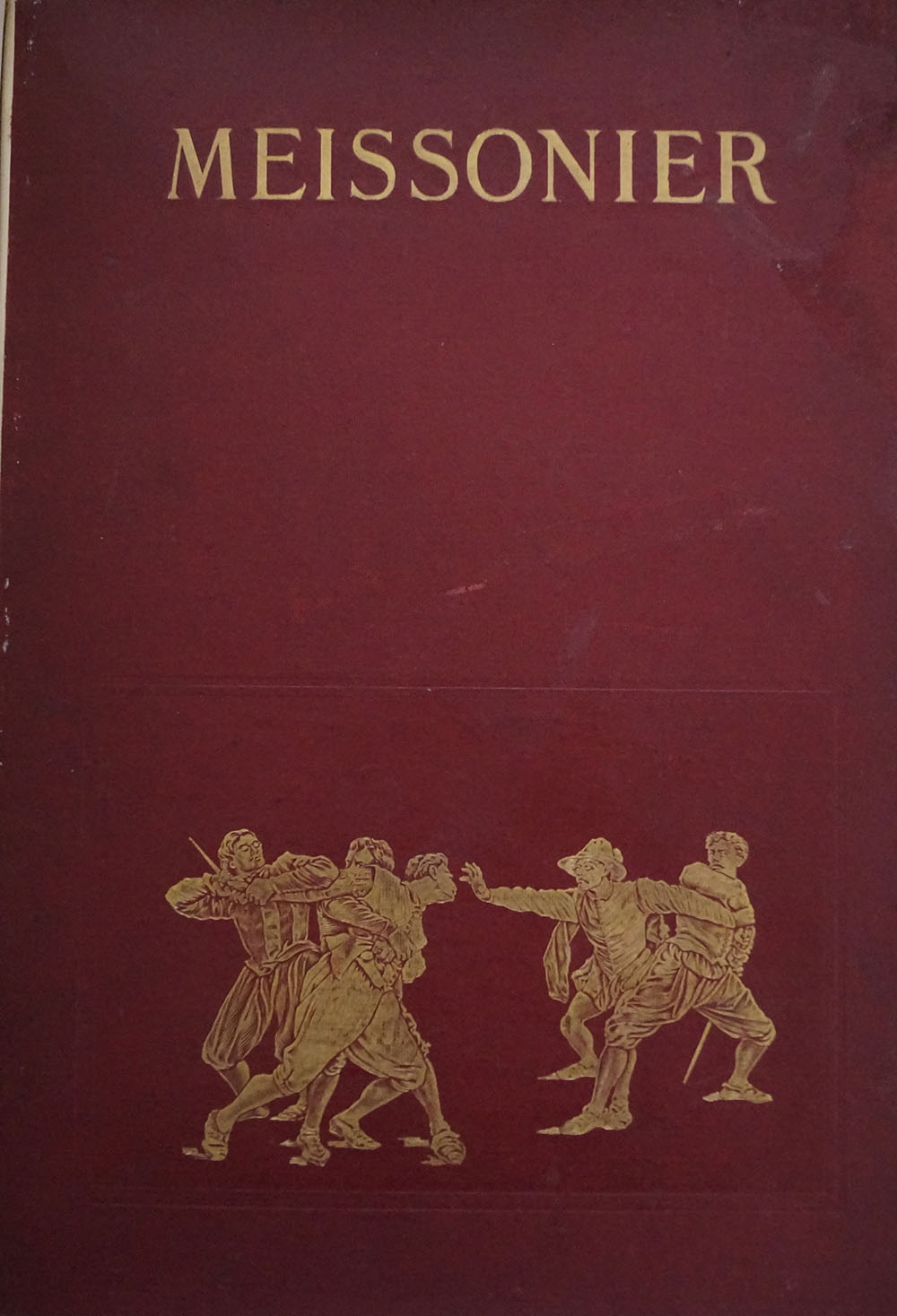Original cover (bound in at back) (click for bigger picture)