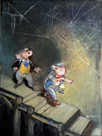 Exploration art by Philip Mendoza