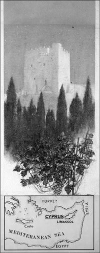 The White Tower art by John Millar Watt