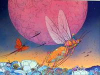 Futurs Magiques 6 art by Moebius (Jean Giraud)