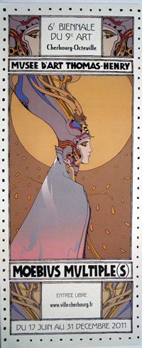 Moebius Multiple(s) art by Moebius (Jean Giraud)