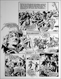 Labyrinth - Crybabies (TWO pages) art by Mike Noble