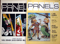 Panels issues 1 and 2 by Various