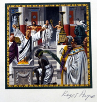 Egyptian Ceremony by Roger Payne