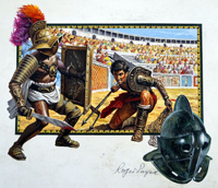 The Gladiators by Roger Payne