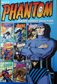 Phantom Classic Comics Selection (Limited Edition)
