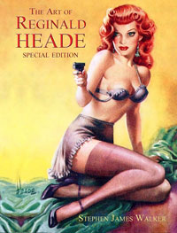 The Art of Reginald Heade – Volume 1 – Special Edition