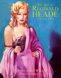 The Art of Reginald Heade – Volume 2 – Special Edition