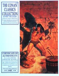 Conan Prints
