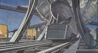 The Last Additional Train: Future Rail by Francois Schuiten