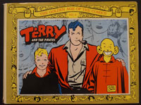 Terry and the Pirates: The Golden Age of Comics Volume 4 (1970)