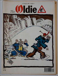 The Oldie issue Number 1 (21 February 1992)