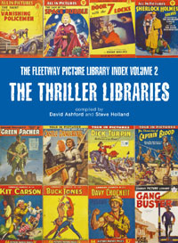 Fleetway Picture Library Index vol 2: Thriller Picture Libraries