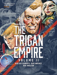 The Rise and Fall of the Trigan Empire Volume 2 (softcover)
