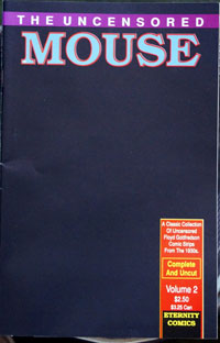 The Uncensored Mouse Volume 2 by Floyd Gottfredson